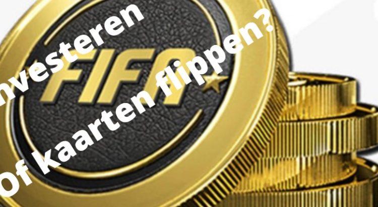 kaarten flippen of investeren in fifa ut
